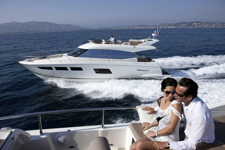 Prestige Yachts Range 550, 500S
