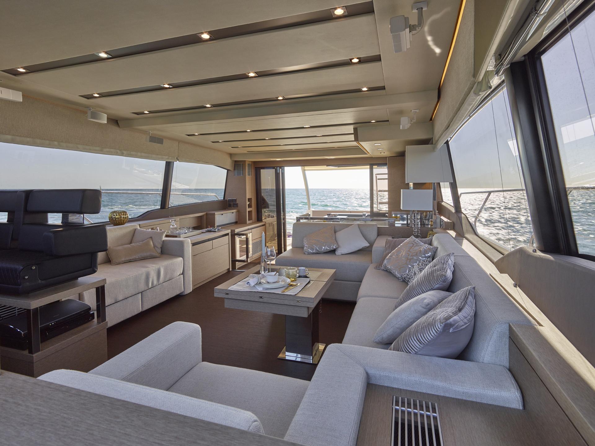 Prestige 630 S- Interior 3