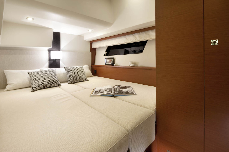 Prestige 500S Interior