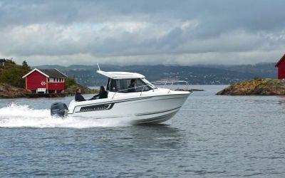 Jeanneau Kajütboote: Hier Merry Fisher 605