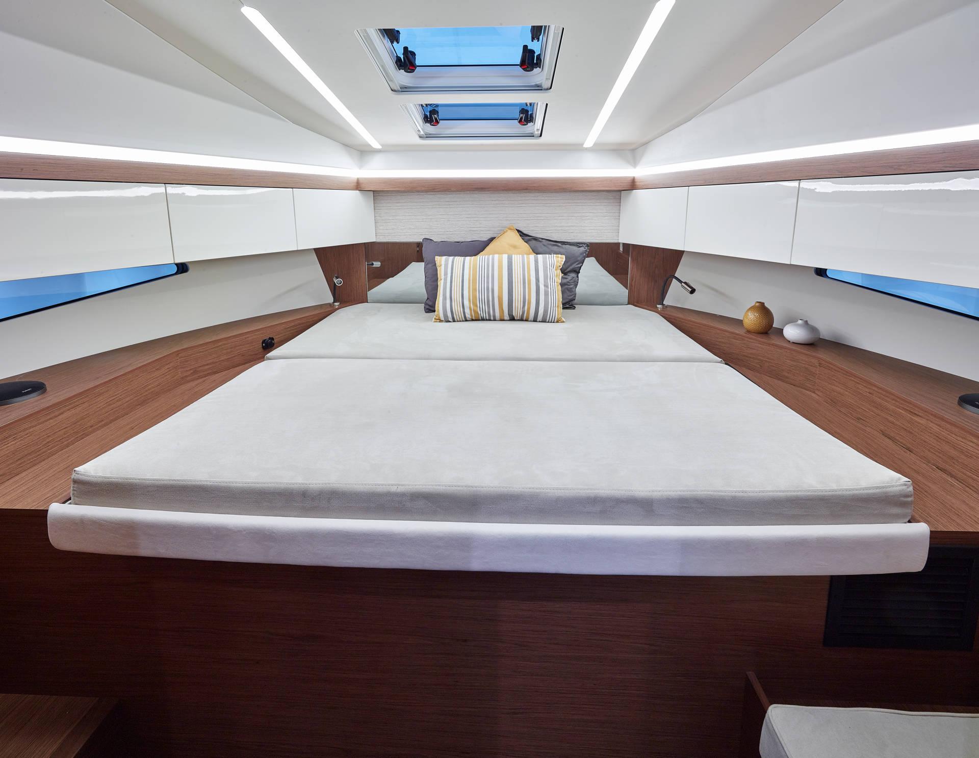 Jeanneau NC 33 Boot Yacht Bild 5