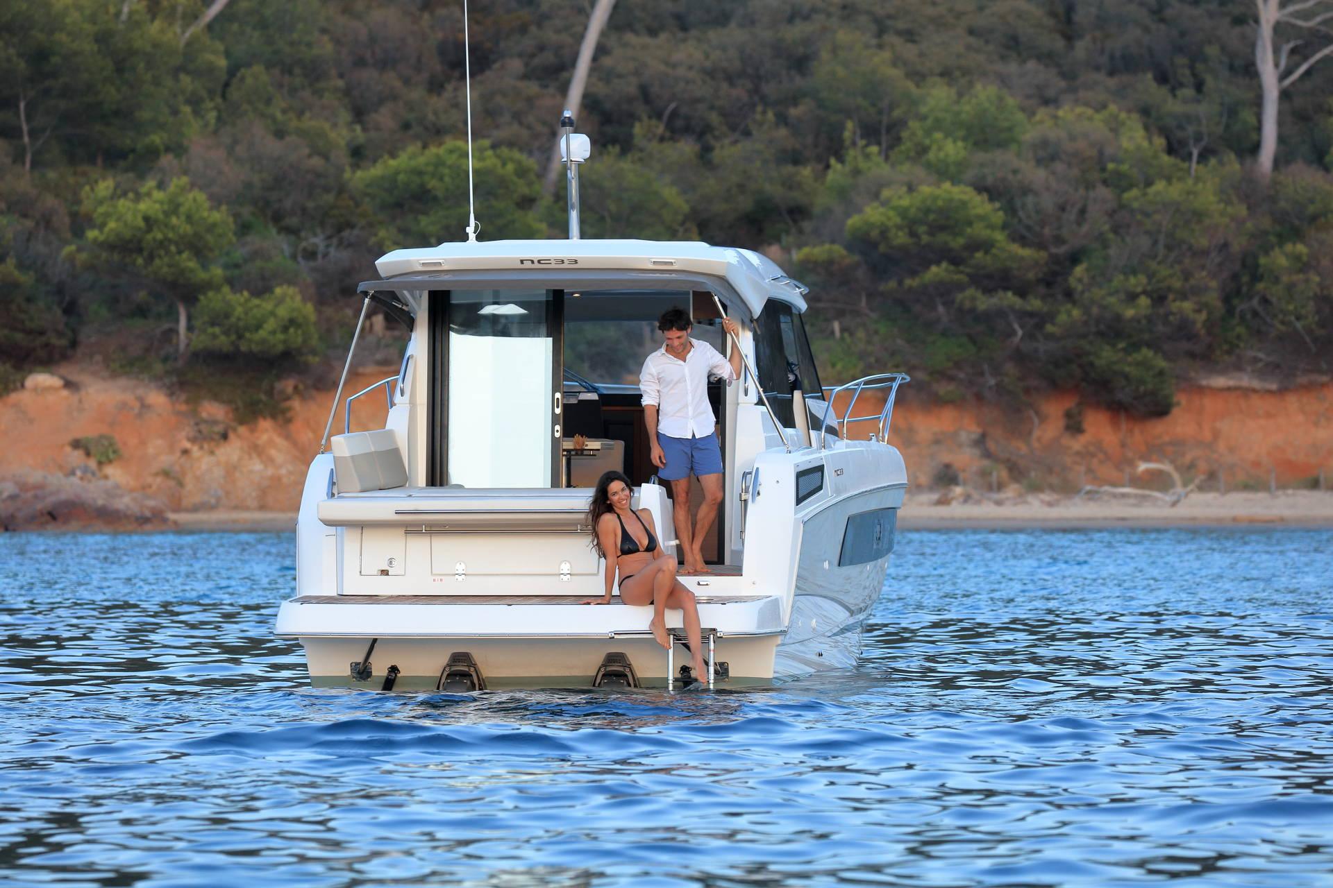 Jeanneau NC 33 Boot Yacht Bild 8