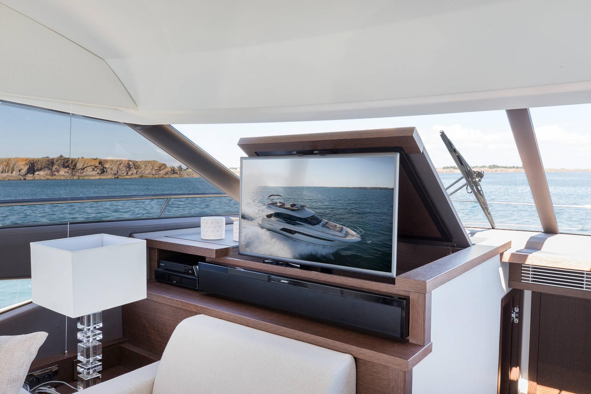 Prestige Flybridge Line 520 Yacht Boot Bild 14