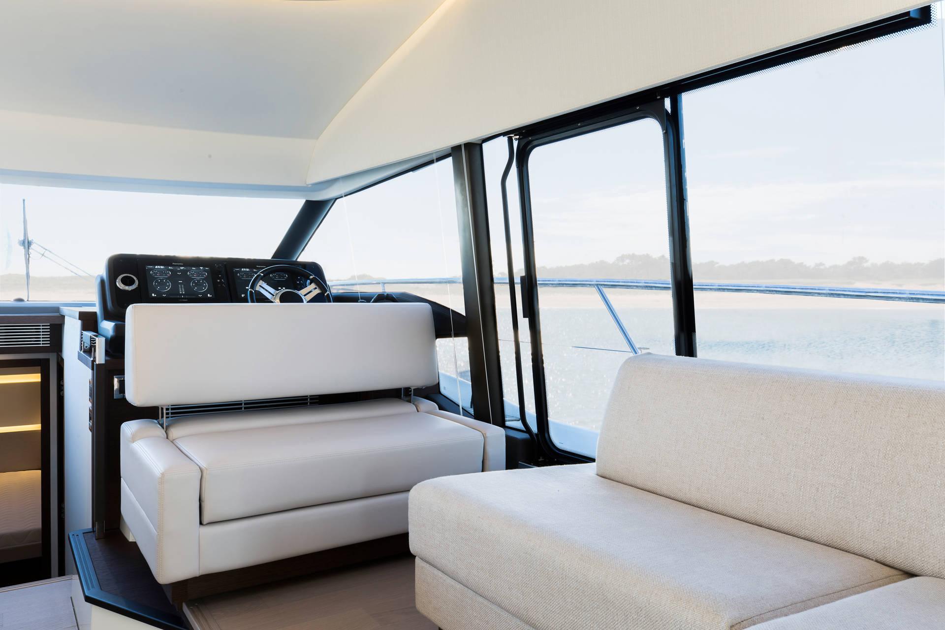Prestige Flybridge Line 520 Yacht Boot Bild 10