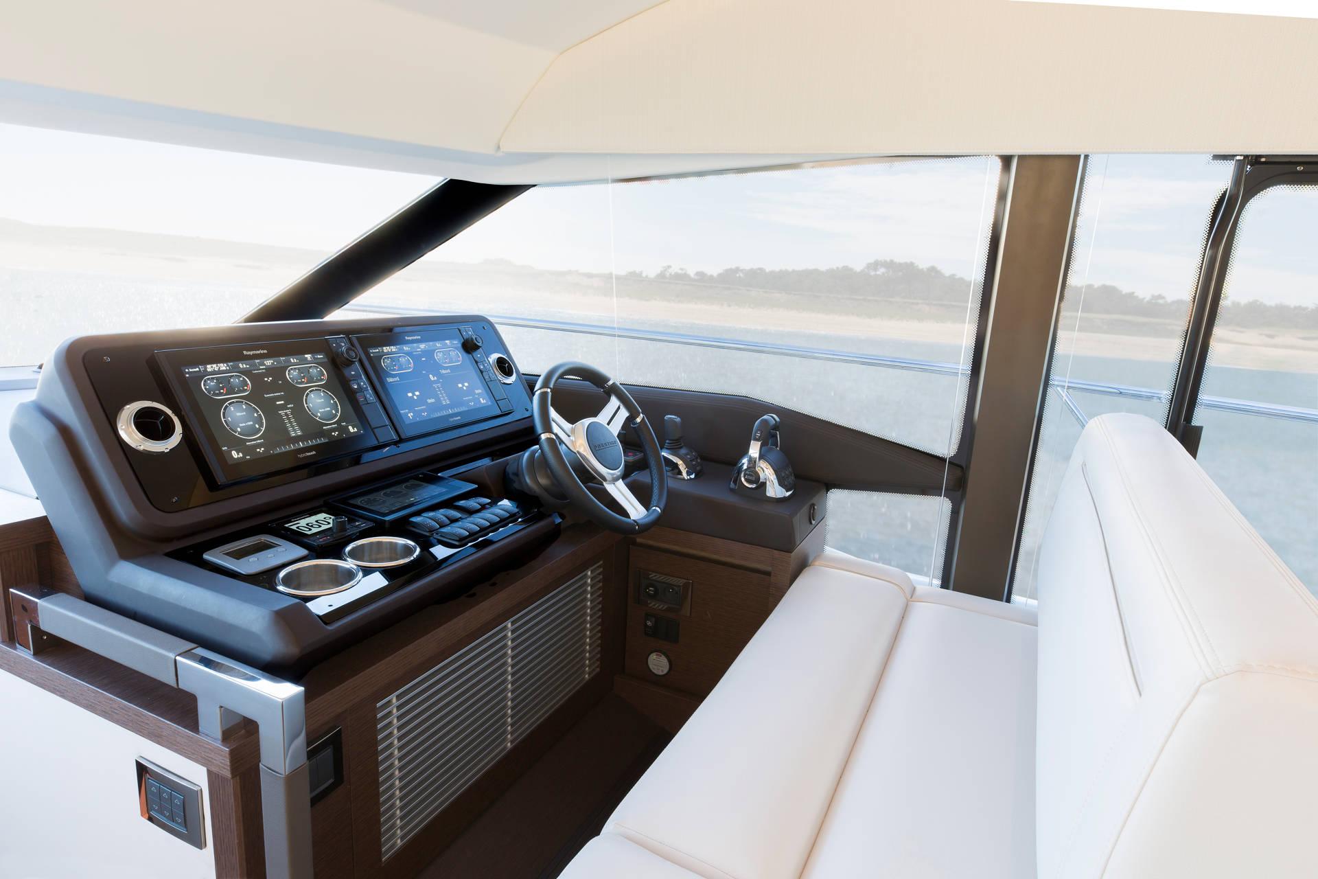 Prestige Flybridge Line 520 Yacht Boot Bild 9