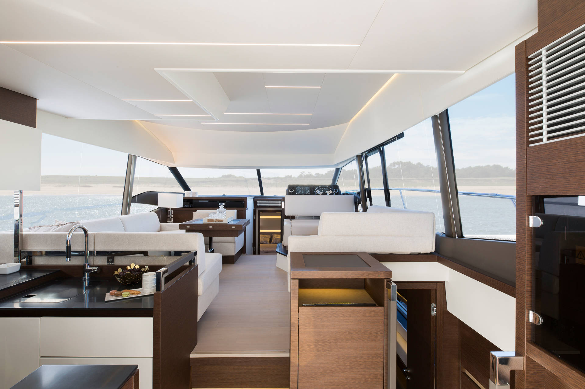 Prestige Flybridge Line 520 Yacht Boot Bild 8