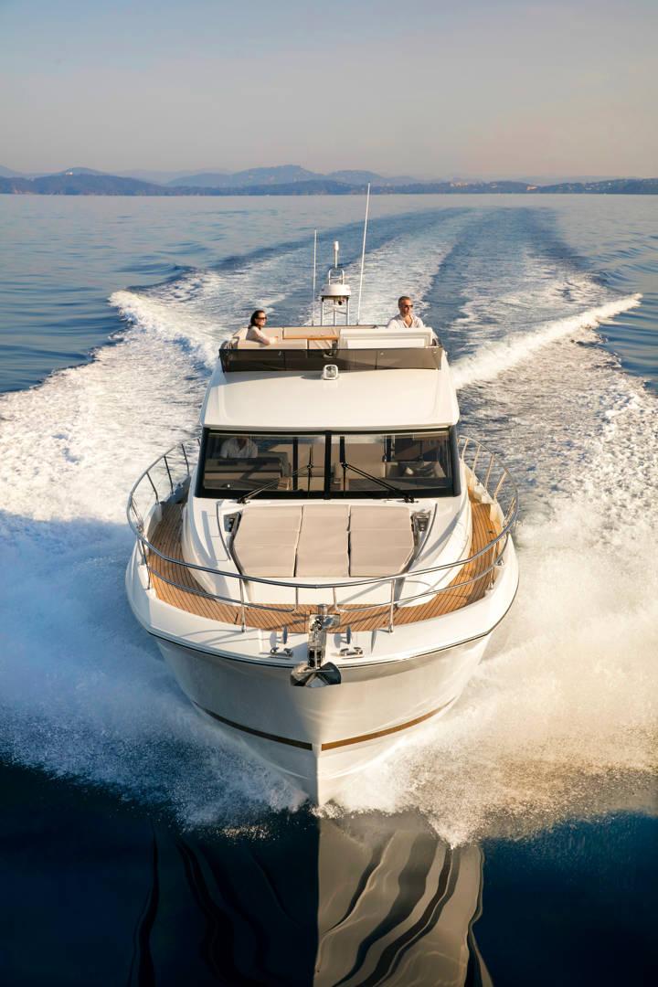 Prestige Flybridge Line 520 Yacht Boot Bild 4