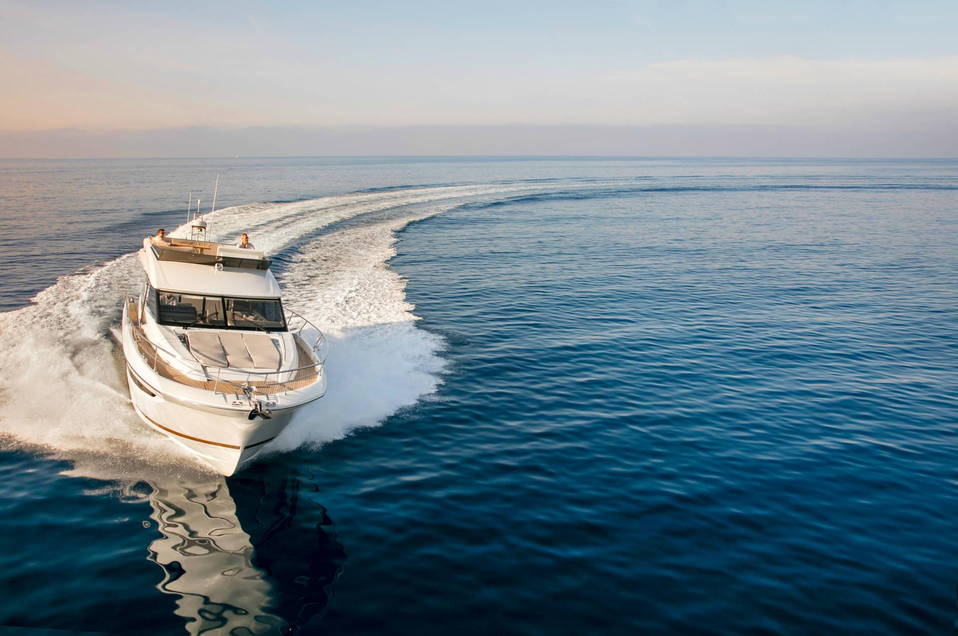 Prestige Flybridge Line 520 Yacht Boot Bild 3