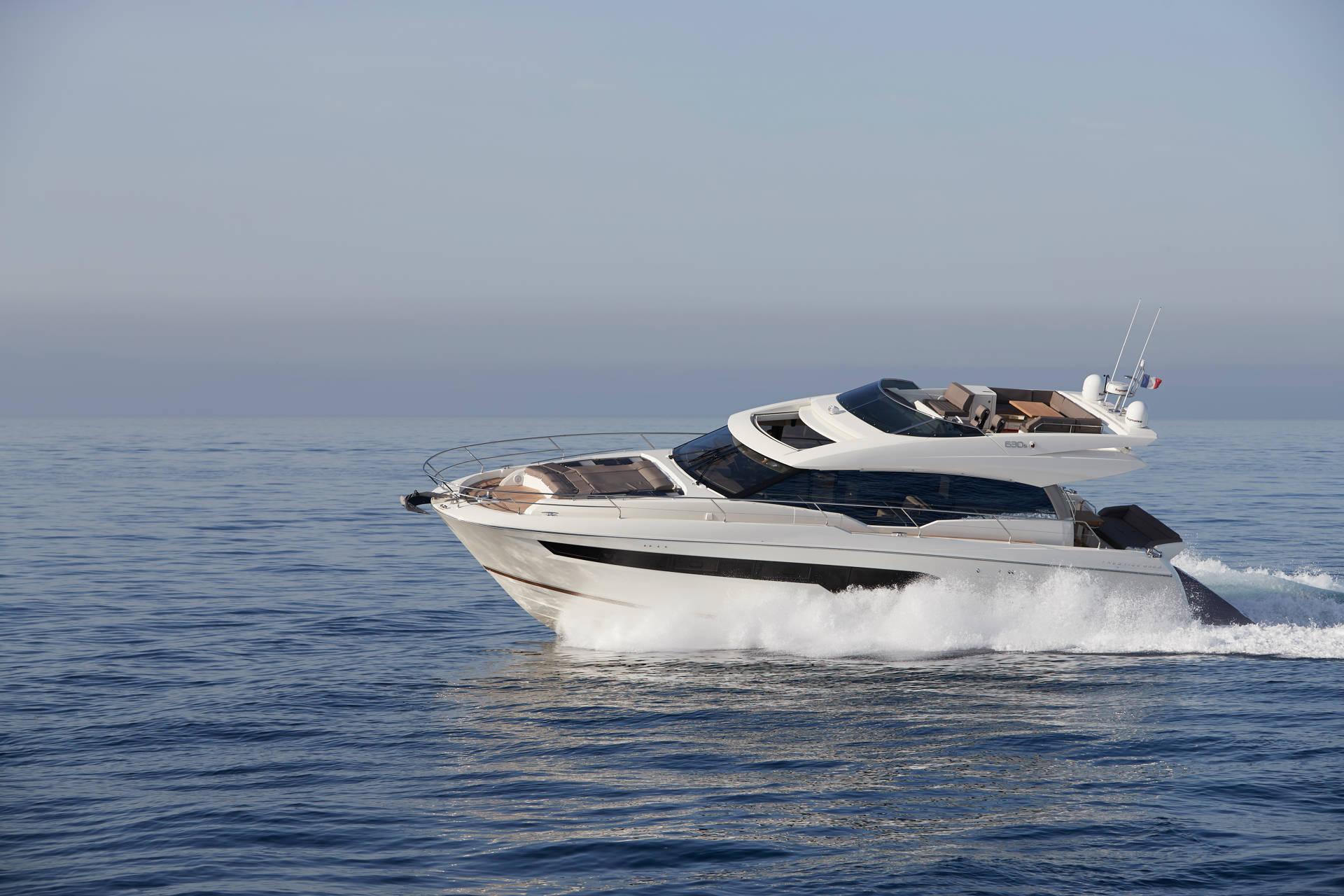 Prestige 630S Boot kaufen (4)