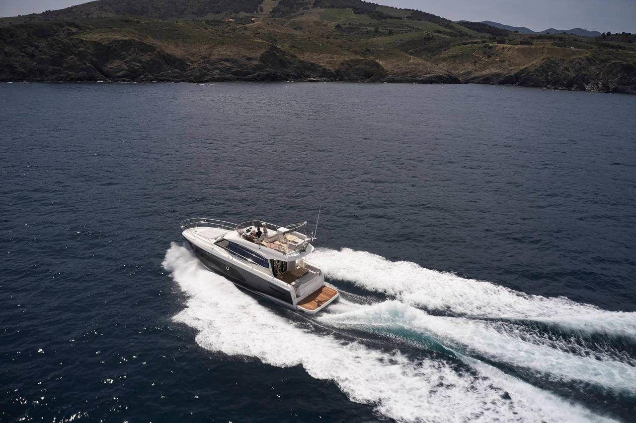 Prestige 420: neu auf dem Cannes Yachting Festival 2019